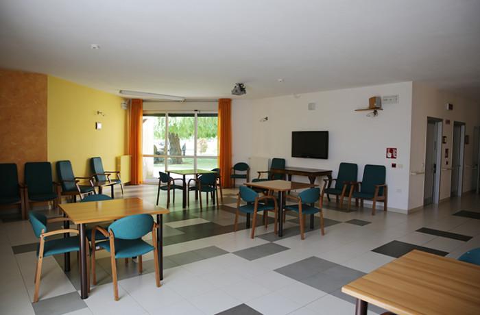 Sala attività occupazionali