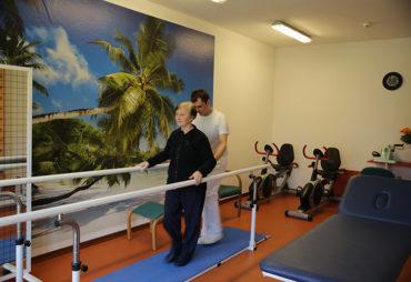 Fisioterapia e assistenza